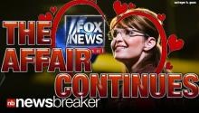 PALIN RETURNS: Fox News Channel Confirms Former Gov Will Appear Back on Network