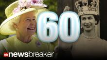 60: Queen Elizabeth Celebrates Six Decades Atop the British Monarchy