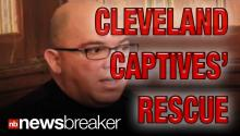 RAW VIDEO: Officers Recount Moment They Rescued Cleveland Captives'