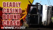 Casino-Bound Bus Crashes in Texas, 2 Dead, 30+ Injured.