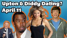 Are Kate Upton and P.Diddy an Item & Vin Scully