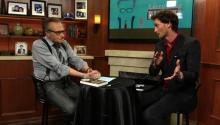 Larry King Is Hilariously Amazed By Lior's Mentalist Prowess