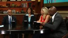 Jennie Garth, Dr. P.K. Shah, Dr. Lisa Matzer & Dolvett Quince Discuss Women and Heart Disease