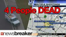 Multi-City Shooting Rampage In SoCal