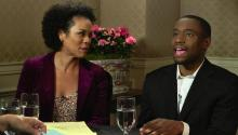 Amy Holmes & Marc Lamont Hill on Romney's shifting stances