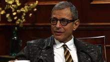 Jeff Goldblum Talks About Wanting to Be a Father