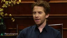 Actor Seth Green talks to Larry King about Star Wars animated movie, election coverage, & Kim Kardashian