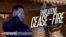 N. Korea Threatens To End Korean War Cease-fire