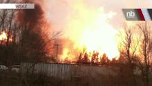 Massive Gas Explosion Destroys Homes