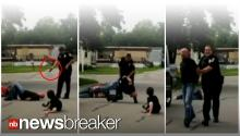 JUSTIFIED?: Video of Officer Ordering Family to Ground at Gunpoint Goes Viral