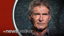 Harrison Ford Injured on the Set of Star Wars by the Millennium Falcon