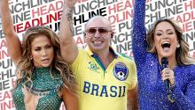 Jennifer Lopez World Cup 2014 Theme Song