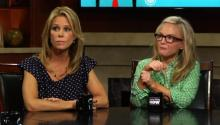 Cheryl Hines & Rachael Harris Are Deadly Serious About Dating