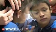 HEARTWARMING: Little Boy From Guatemala Hears His Mother's Voice for the First Time