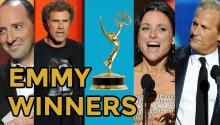The Emmys 2013 Winners in 140 seconds