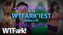 The 10 WTFark'iest Headlines Of 2014