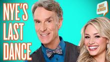 Bill Nye Gone from Dancing With The Stars