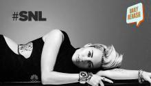 Miley Cyrus on SNL: Two Tongues Down?
