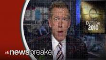 TODAY'S LOL: Brian Williams Raps 'Baby Got Back'