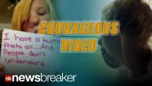 COMPASSION: Girl Born with Facial Deformity Creates Courageous Video to Combat Bullies
