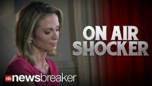 BREAST CANCER: Good Morning America Reporter Amy Robach Diagnosed After On Air Mammogram