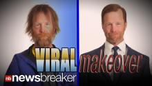 VIRAL MAKEOVER: A Non-Profit Organization Transforms a Homeless Man's Looks; Changes His Life