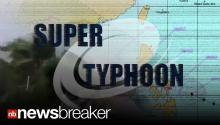SUPER TYPHOON: Death and Destruction As Philippines Slammed By Monster Storm
