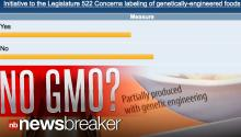 NO GMO?: Bill Making it Mandatory to Label Genetically Modified Foods Fails to Pass
