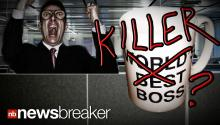 YOUR BOSS IS KILLING YOU!: New Study Finds Working With Difficult Boss Bad for Your Health