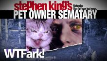 PET OWNER SEMATARY: New Yorkers Can Now Be Buried With Their Pets. Wait- Doesn't This End With Zombies?