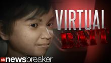 VIRTUAL BAIT: Child Rights Group Lures Online Pedophiles Using Fake Girl