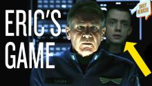 "Eric Artell is in ""Ender's Game"""