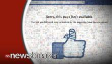 Facebook Users Take Outrage to Twitter After Site Goes Down for 30 Minutes