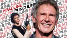 Harrison Ford Injured on Star Wars Episode 7 Set