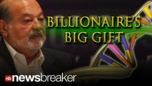 BILLIONAIRE'S GIFT: Carlos Slim Donates $74 Million to Fund Diverse Genome Research