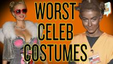 Halloween Costume Fails by Celebrities