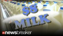 $8 MILK?!: Costs Could Soar if Government Doesn't Pass Farm Bill by January 1