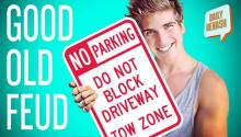 Joey Graceffa Car Gets Towed-Feud Ensues