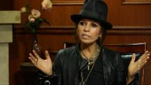 The Pink and Linda Perry Feud