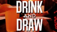 Drink Beer, Draw Comics: It's Drink & Draw!
