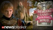 "MEGA VIRAL: ""Game of Thrones' Reimagined as Teen Sex Comedy"