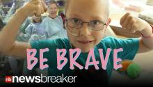 """BE BRAVE"": Minnesota Children's Hospital Creates Fun Music Video Featuring Kid Patients"