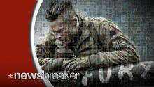Brad Pitt Takes on 300 German Soldiers in New WWII Trailer for 'Fury'