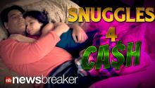 SNUGGLES FOR CASH: Business Charging $ For Hugs Delayed By City Calling It Prostitution