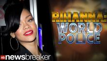 WORLD POLICE: Rihanna Unknowingly Tweets About Illegal Activities in Thailand; Busts Criminals