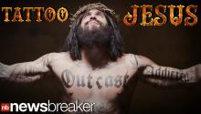TATTOO JESUS: New Billboard Campaign has Some People Shouting Blasphemy