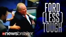 FORD (LESS) TOUGH: City Council Strips More Toronto Mayor Powers