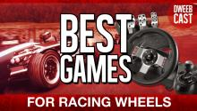 Best Games for Racing Wheels