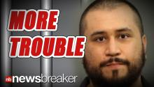 TROUBLE, AGAIN: George Zimmerman Ordered to Wear GPS Device; Give Up His Gun