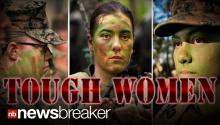 First Three Women to Graduate from Most Grueling Test in Marines Not Allowed to Fight